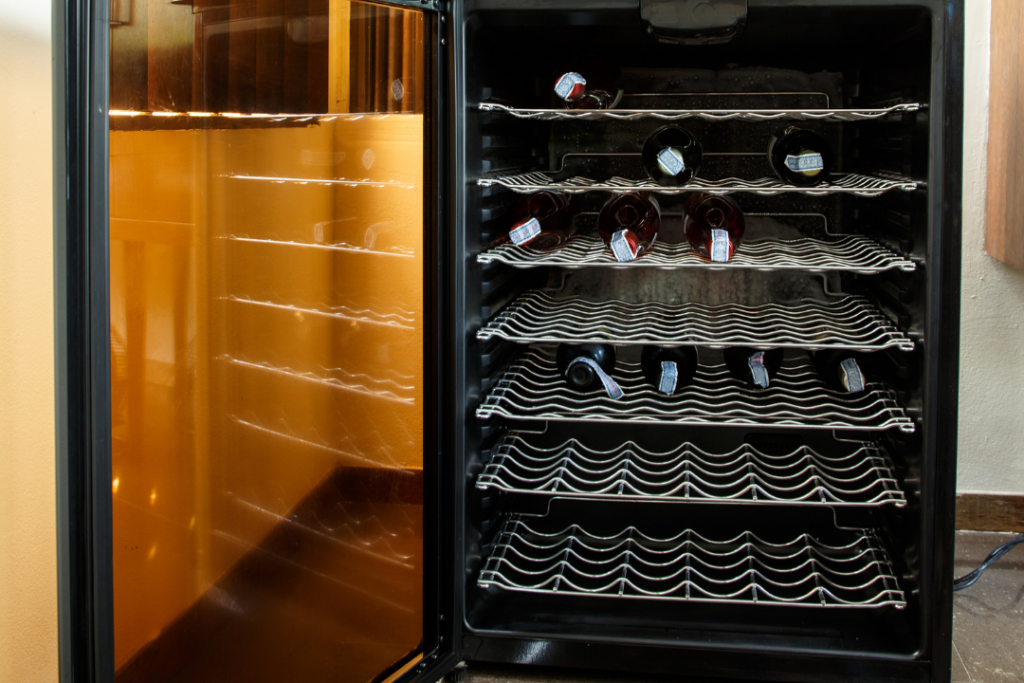 How To Use A Wine Cooler?
